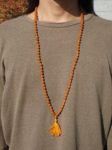 他の写真3: ルドラクシャマーラー(菩提樹の実の数珠)