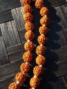 他の写真1: ルドラクシャマーラー(菩提樹の実の数珠)